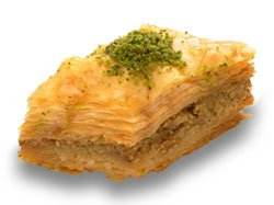 Baklawa (Baklava) w/Walnuts, 30 Pieces