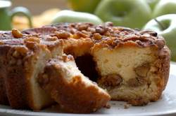 Coffeecakes.com Apple Walnut Coffee Cake