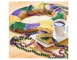 Danish Kringle King Cake Gift Pack