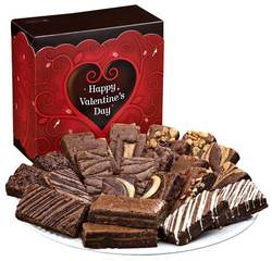 Fairytale Brownies Valentine Morsel 24