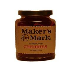 Maker's Mark Bourbon Flavored Gourmet Cherries - 8.25 OZ