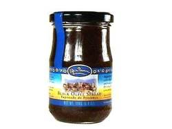 Black Olive Spread - Tapenade- from Life in Provence -6.8 ozs.