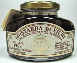 Mostarda with Figs and Balsamic by Leonardi