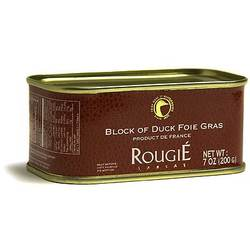 Block of Duck Foie Gras by Rougie 7.oz