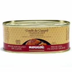 Rougié Duck Confit 2 duck legs 575grams (20.3 oz) Rougie