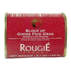 Rougie Block of Goose Foie Gras 5.1 oz